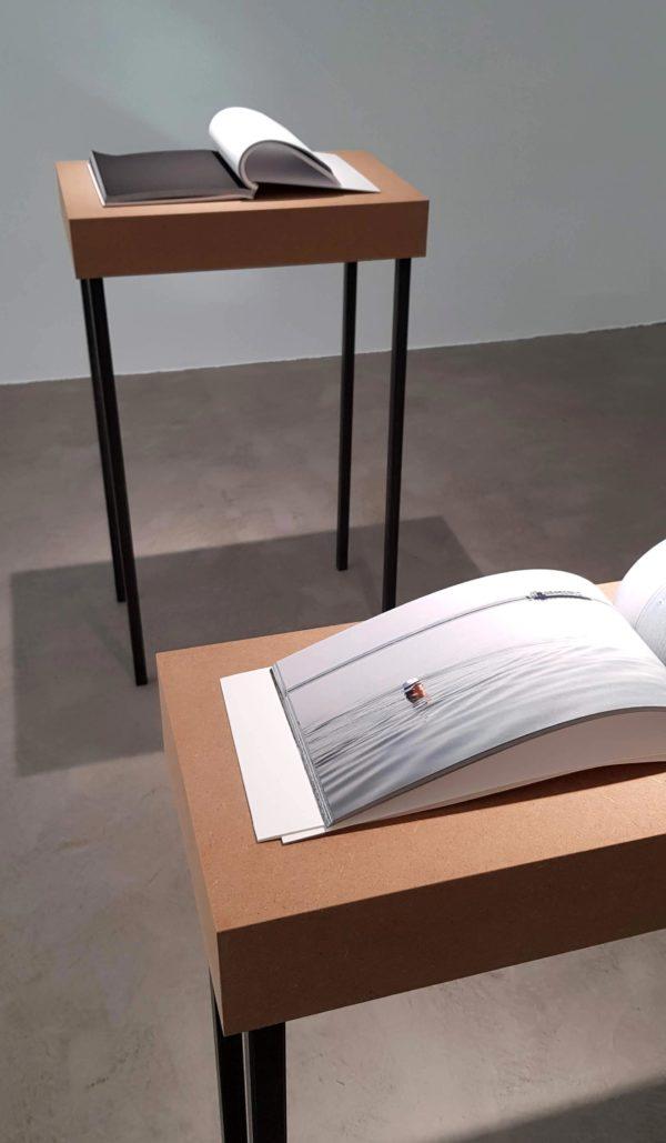 Sussudio 2 Buecher Kovacs Stiglitz exhibition
